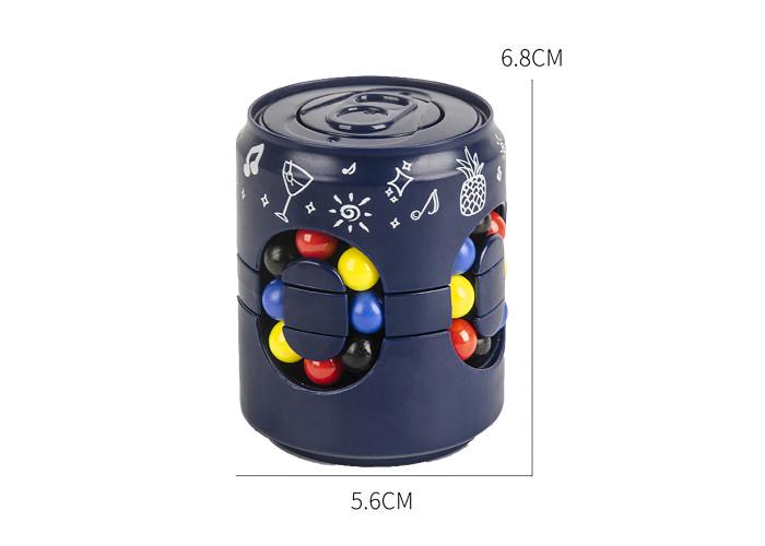 Головоломка антистресс Fidget Cans Cube 2.0 Синий