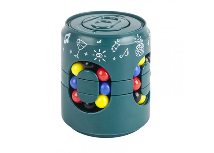 Головоломка антистресс Fidget Cans Cube 2.0 Зеленый