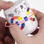 Головоломка антистресс Fidget Cans Cube 2.0 Белый