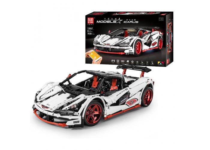 Конструктор р/у Спорткар McLaren P1
