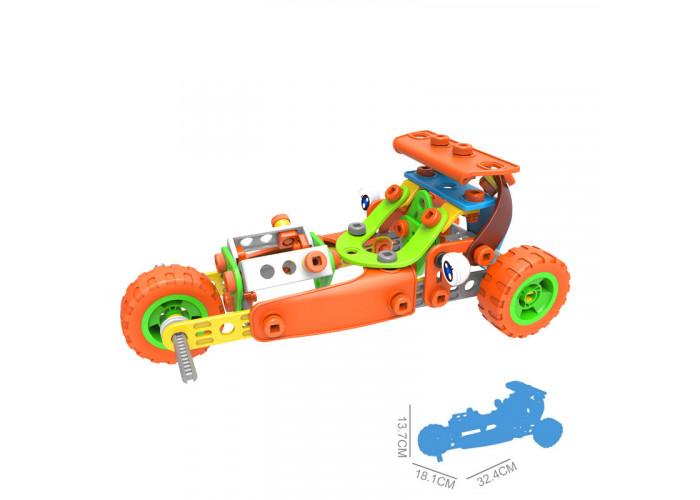 Конструктор Build&Play 5 в 1 Машинки 136 эл. (J-7752)