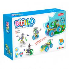 Конструктор Build&Play 5 в 1 С мотором 109 эл. (J-7783)
