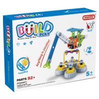 Конструктор Build&Play Портовый кран 92 эл. (J-7701)