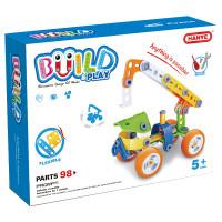 Конструктор Build&Play Автокран 98 эл. (J-7702)