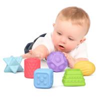 Набор тактильных игрушек Tumama 6 шт