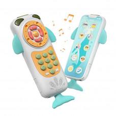 Развивающая игрушка - телефон Tumama Белый