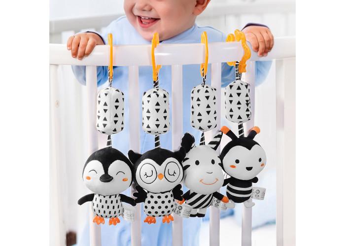 Подвесные погремушки для новорожденных Tumama набор 4 шт