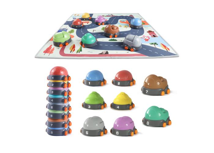 Детский игровой коврик Tumama с машинками