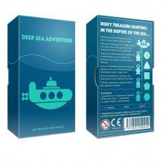 Настольная игра Deep Sea Adventure (Предельное погружение)