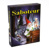 Настольная игра Saboteur (Саботер)
