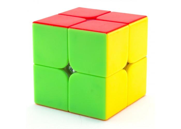 Кубик Рубика 2x2 MoYu MF2S Цветной