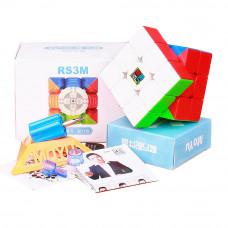 Кубик Рубика 3х3 MoYu RS3M 2020