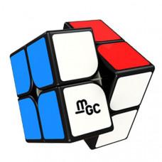 Кубик 2х2 YJ MoYu MGC Magnetic Черный