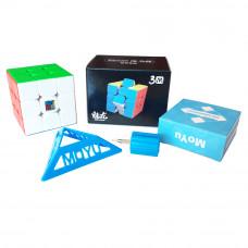 Кубик Рубика 3х3 MoYu Meilong 3M Magnetic