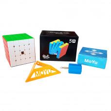 Кубик Рубика 5х5 MoYu Meilong 5M Magnetic