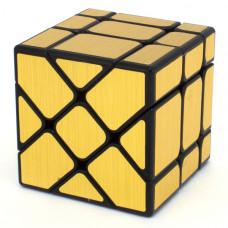 Зеркальный кубик MoYu Fisher Mirrior Cube Золото