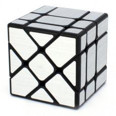 Зеркальный кубик MoYu Fisher Mirrior Cube Серебро