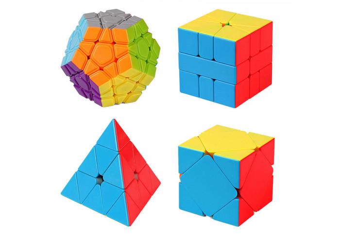 Подарочный набор головоломок MoYu WCA Cube Gift Set