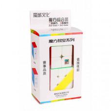 Подарочный набор кубиков MoYu 2+3 set