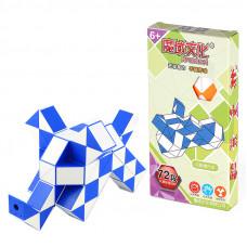 Змейка MoYu 72 секции Синий