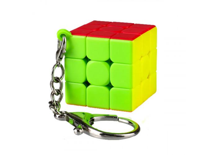 Кубик Рубика 3х3 Брелок QiYi Key Ring Cube