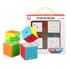 Подарочный набор кубиков QiYi Luxurious Set