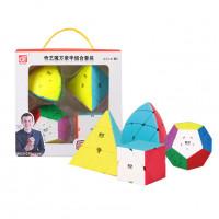 Подарочный набор головоломок QiYi Luxurious Set-4