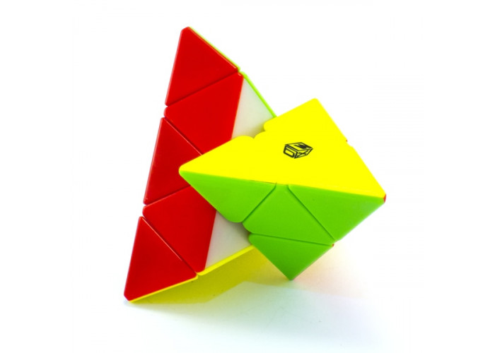 Пирамидка QiYi X-man Magnetic Pyraminx
