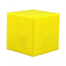 Зеркальный кубик 3х3 QiYi MoFangGe Mirror Blocks Желтый