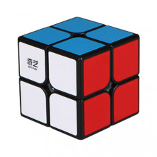 Кубик Рубика 2х2 QiYi QiDi Черный