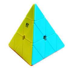 Пирамидка QiYi Qiming Piraminx Stickerless
