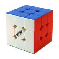 Кубик Рубика 3х3 QiYi Thunderclap V2 Цветной