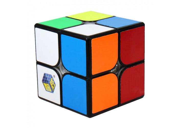 Кубик 2х2 YuXin Little Magic Черный