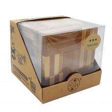 Головоломка из бамбука Кубики сома (Soma Cube)
