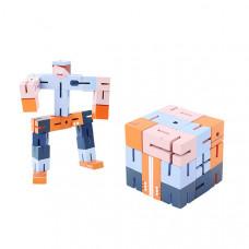 Деревянная головоломка РобоКуб (CubeBot)