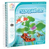 """Магнитная игра-головоломка """"Подводный мир"""""""