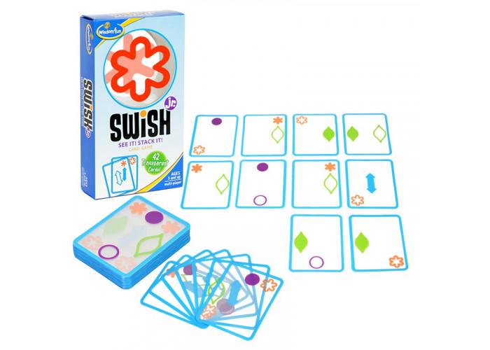 Игра-головоломка Свиш (Swish)