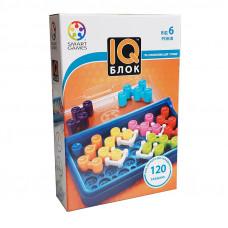 Игра-головоломка Smart Games IQ Блок