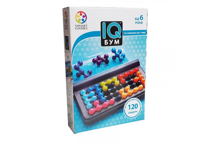 Игра-головоломка Smart Games IQ Бум