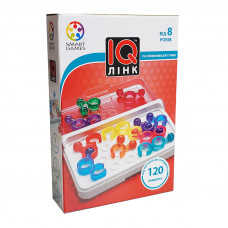 Игра-головоломка Smart Games IQ Лінк