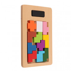 Деревянная игра-головоломка IQ FIT Палка