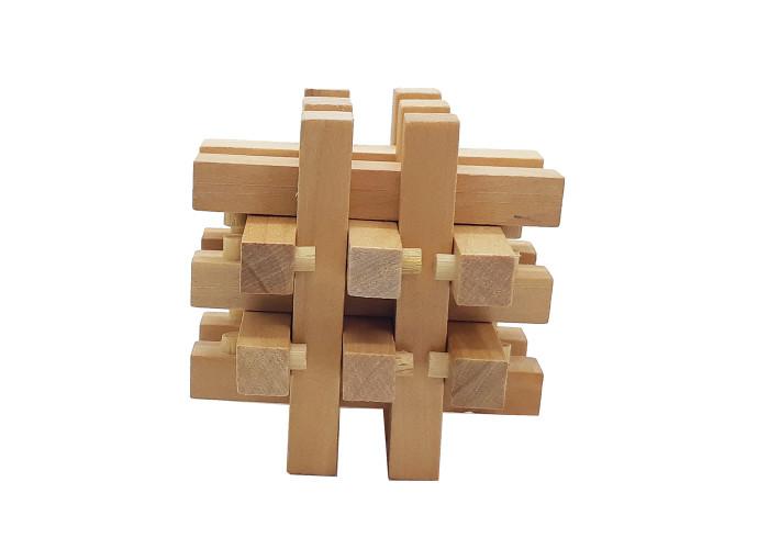Деревянная головоломка Решетка