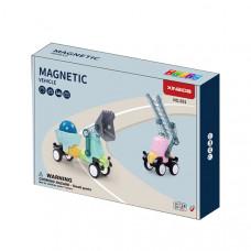 Магнитный конструктор Magnetic Sticks Машинки 24 эл.