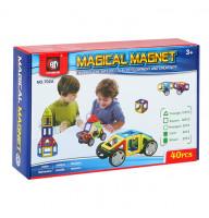 Магнитный конструктор Magical Magnet 40 эл.