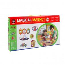 Магнитный конструктор Magical Magnet 52 эл.