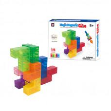 Магнитная головоломка Magic Magnetic Cube 9 эл.