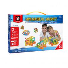 Магнитный конструктор Magical Magnet Mini 32 эл.