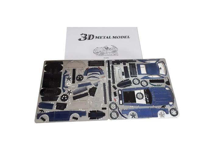 3D пазл автомобиль Nissan купе