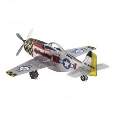 3D пазл истребитель P-51 Mustang