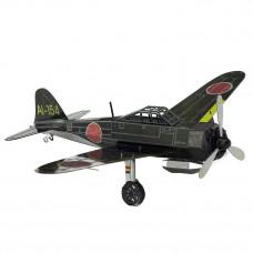 3D пазл самолет Zero Fighter